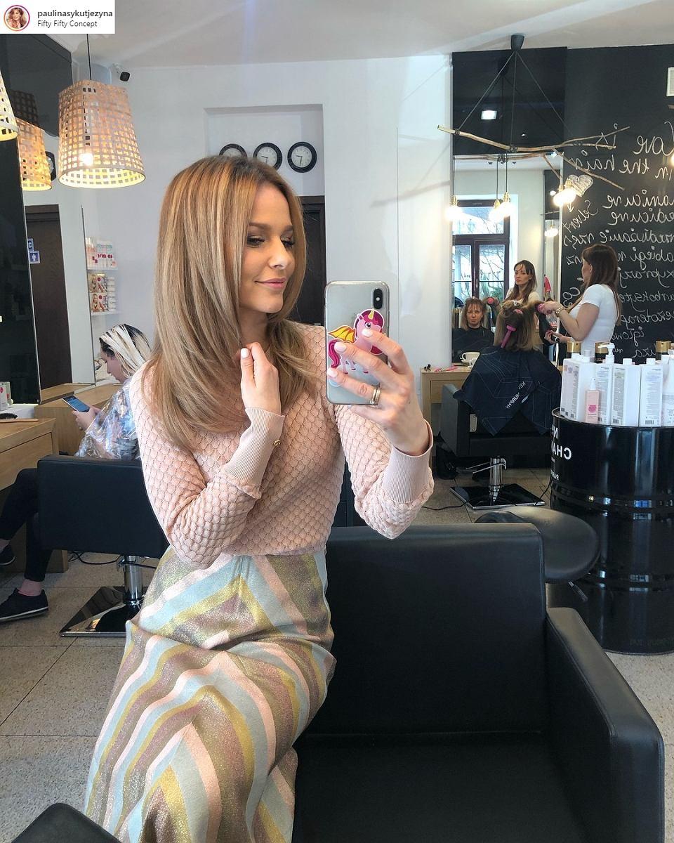 Paulina Sykut Jeżyna Postawiła Na Zmiany Begiopl