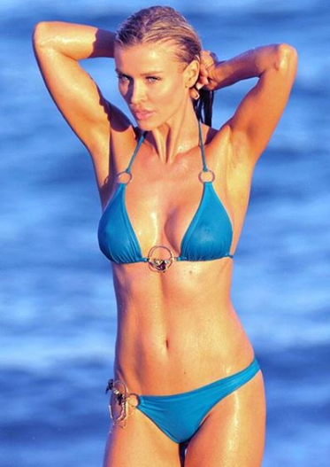 joanna krupa bikini