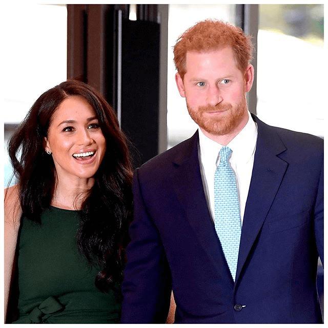 Meghan i Harry odchodzą z dworu królewskiego