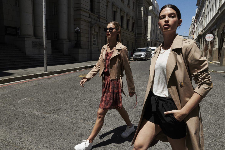 Natural Essentials - modny i wygodny miejski look na pierwsze dni wiosny